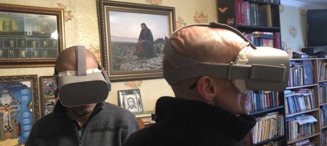 Для воспитанников Центра духовного попечения была организована виртуальная экскурсия