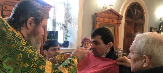 Празднование дня памяти святого праведного старца Федора Томского