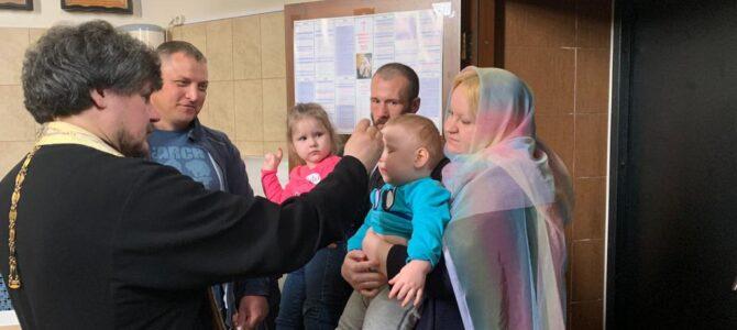 В Свято-Пантелеимоновом центре духовного попечения воспитанники воцерковляются сами и приводят к Богу своих детей